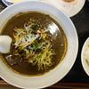 タオタオ - 料理写真:坦々麺ランチ、黒ゴマ坦々麺