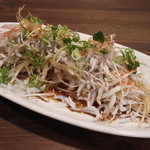 Jang - 釜揚げシラスと玉葱サラダ