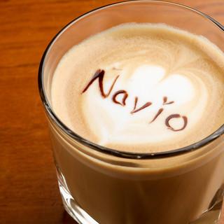 コーヒー&コーヒーカクテル