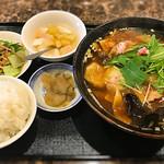 飛翔 - 料理写真:飛翔麺セット