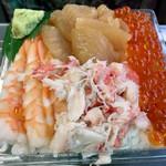 タキモト - ミルフィーユ丼