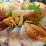 居酒屋 ぎょっぷ - 赤鬼海鮮丼