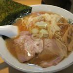 恵比寿 - 料理写真:中華そば600円