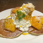 Hawaiian Pancake Factory - マンゴーココナッツ