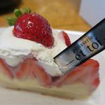 パティスリー エトワ - 料理写真:苺タルト