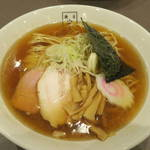 麺匠 玄龍 - あごだし醤油780円
