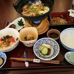 日本料理 対い鶴 - 料理写真:お昼の膳 2200円