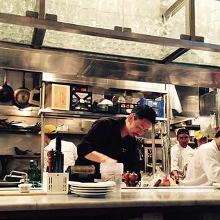 【Chef】大田勇樹〜季節感を大切にした本場イタリアの味を〜