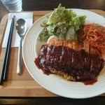 CafE`s-Kitchen LinkS - 食欲そそるトルコライス@900