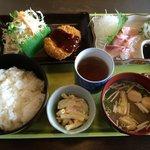 和福 - 料理写真:日替りランチ