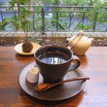 すずの木カフェ - 深いりコーヒー