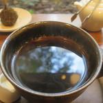 すずの木カフェ - 深いりコーヒーアップ