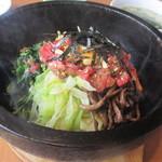 焼肉レストラン ソウル - 石焼ビビンバ