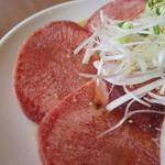 焼肉レストラン ソウル - 上タン塩(1,600円)