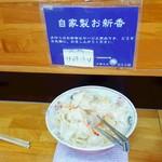 59266919 - 自家製お新香(2016年11月25日)