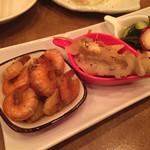 キリンケラーヤマト - 前菜盛り合わせ
