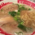 麺屋どとんこつ - 2016年11月25日