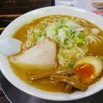 59269750 - こく煮干し塩味(2016年11月25日)