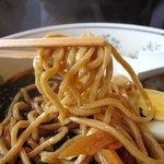 5927135 - 黒小麦の麺