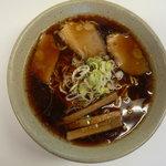 吹田とっかり - 料理写真:旭川ラーメン伝統の味  醤油らーめん