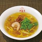 肉味噌のせ小碗麺
