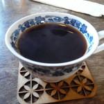 カフェ スタンド - setのドリンクホットコーヒー