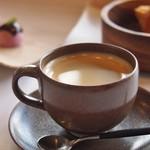 メゾン ラフィット - コーヒーと
