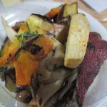 59270873 - 秋野菜のハーブオイルマリネ H28.10