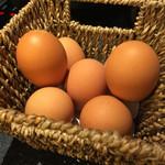 禅 - すき焼きの卵