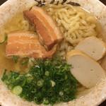 五星そば - 麺がもちっとこだわり沖縄そば☆麺大にて