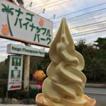 ナゴパイナップルパーク - 料理写真:パインソフト☆