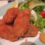 桃酔 - 牡蠣フライ