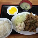 大喜 - 生姜焼き
