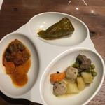 Bab-ul Hayat - トルコ料理