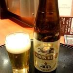 五右衛門 - 瓶ビール:460円