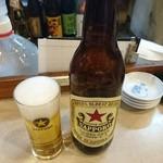 59273915 - 瓶ビール520円