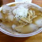中華そば 琴の - チャーシュー麺