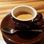 ネイバーフッド アンド コーヒー - エスプレッソW