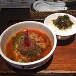 香家 - 青鬼担々麺