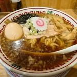 中華そば ムタヒロ  - 煮干そば(醤油)