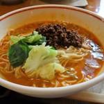 錦城 - 料理写真:担々麺