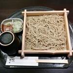 札幌蕎麦 き凛本店 - せいろ・細切(648円)