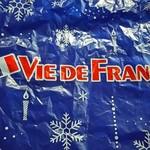 ヴィ・ド・フランス - お店の袋(H28.11.8撮影)
