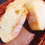 パン 天然酵母パン使用
