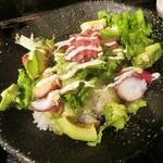 喜DoI楽 - 海鮮アボカド丼