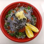 しらす料理の豊洋丸 - 生しらす丼