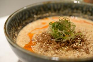 CINA New Modern Chinese - 胡麻香る担々麺