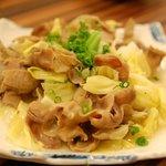 まん福 - 鶏もつ煮