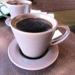 カフェ サバド - コーヒー(ランチセット)2016.11.25