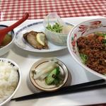 奥快餐 - 日替わり(ジャージャー麺)